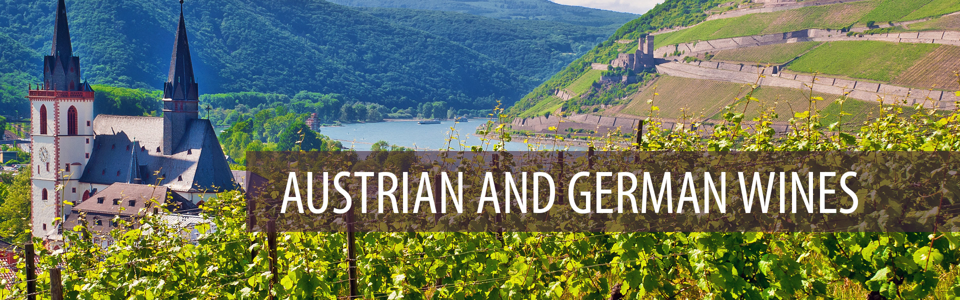 Austrian & German Fine Wines